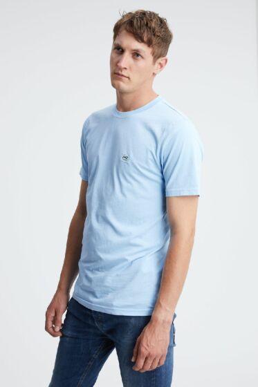 T-shirt MOJ Dusk Blue