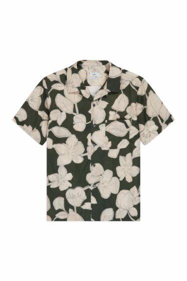 Shortsleeved Shirt Grey Fir