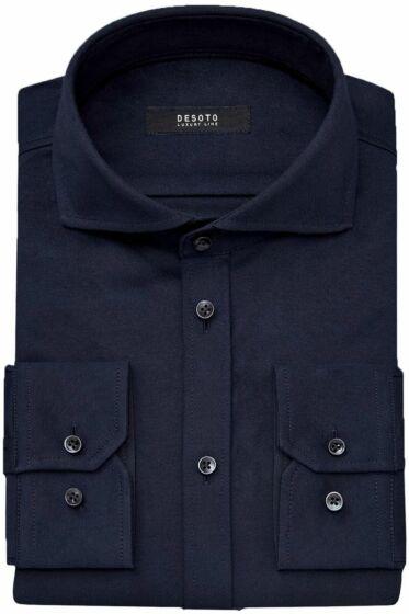 Luxury Jersey Blauw
